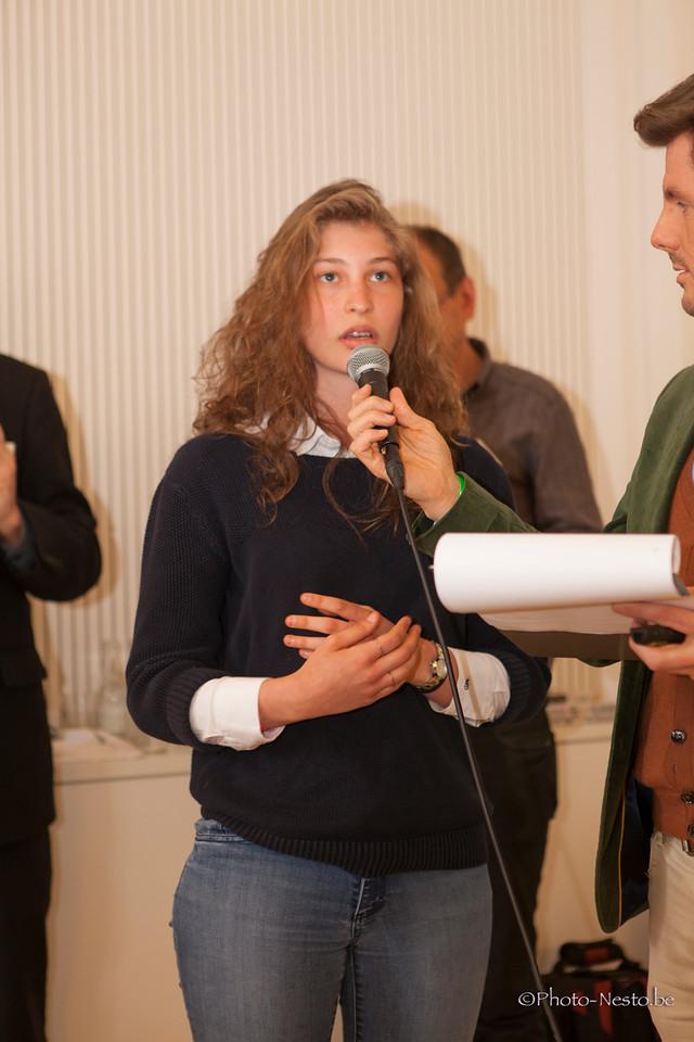 Belgische Filosofie Olympiade 2016 - Rafaela Verhaege (H. Hartcollege Tervuren) 2